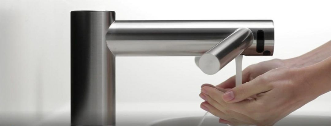 Dyson Tap der Händetrockner mit Sensor Armatur