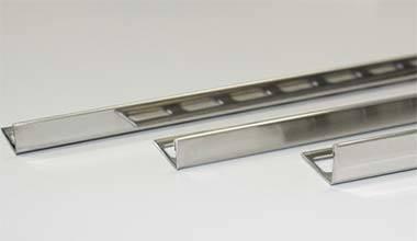 Fliesenprofile kaufen L Winkelprofile Edelstahl von DAMAX-Systems