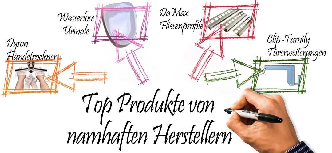 Top Produkte von namhaften Herstellern UGEM.de